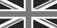 British flag for English language